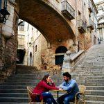 El rincon mas romantico de Girona