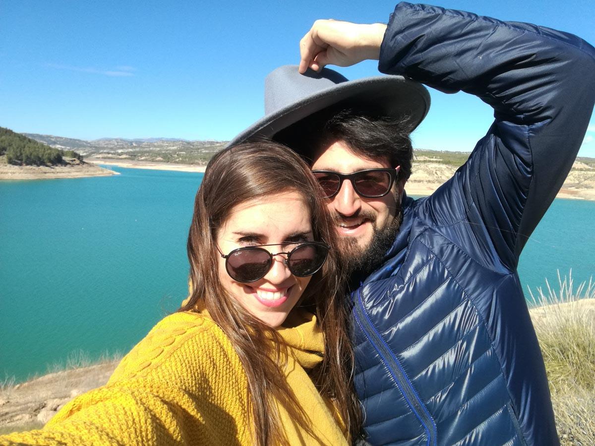 Embalse del Negratin en Granada