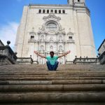 Escalinata de la Catedral de Girona