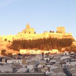 Fortaleza de la Mota en Alcala la Real