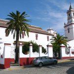 Iglesia principal de Aznalcazar