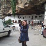 De visita por Setenil de las Bodegas