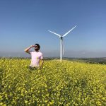Molinos de viento en Medina Sidonia