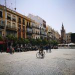 Plaza de San Francisco en Sevilla