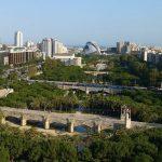 Jardin del Turia en Valencia