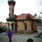 Casa de Gaudi en Comillas