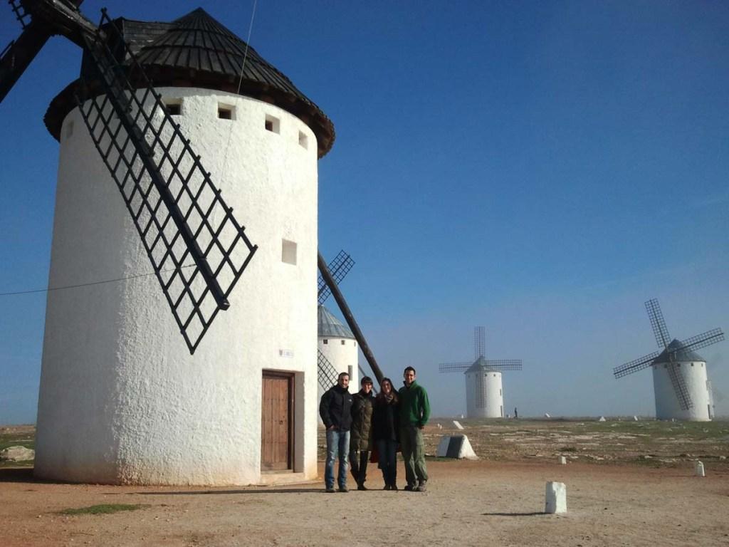 Molinos Castilla La Mancha