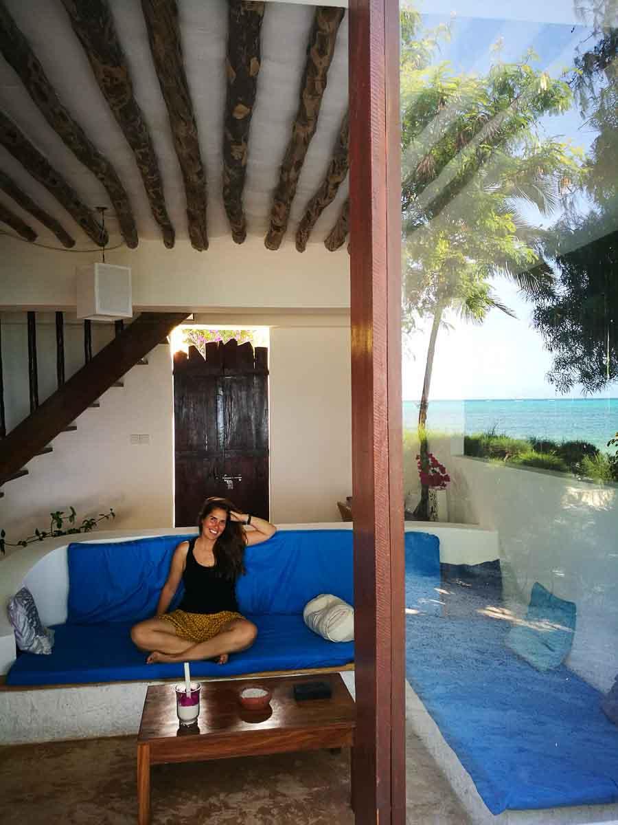 Hotel en Zanzibar