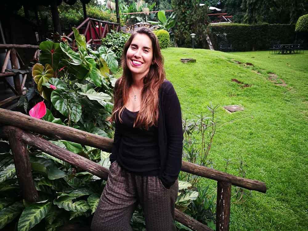 MJ en Kenia
