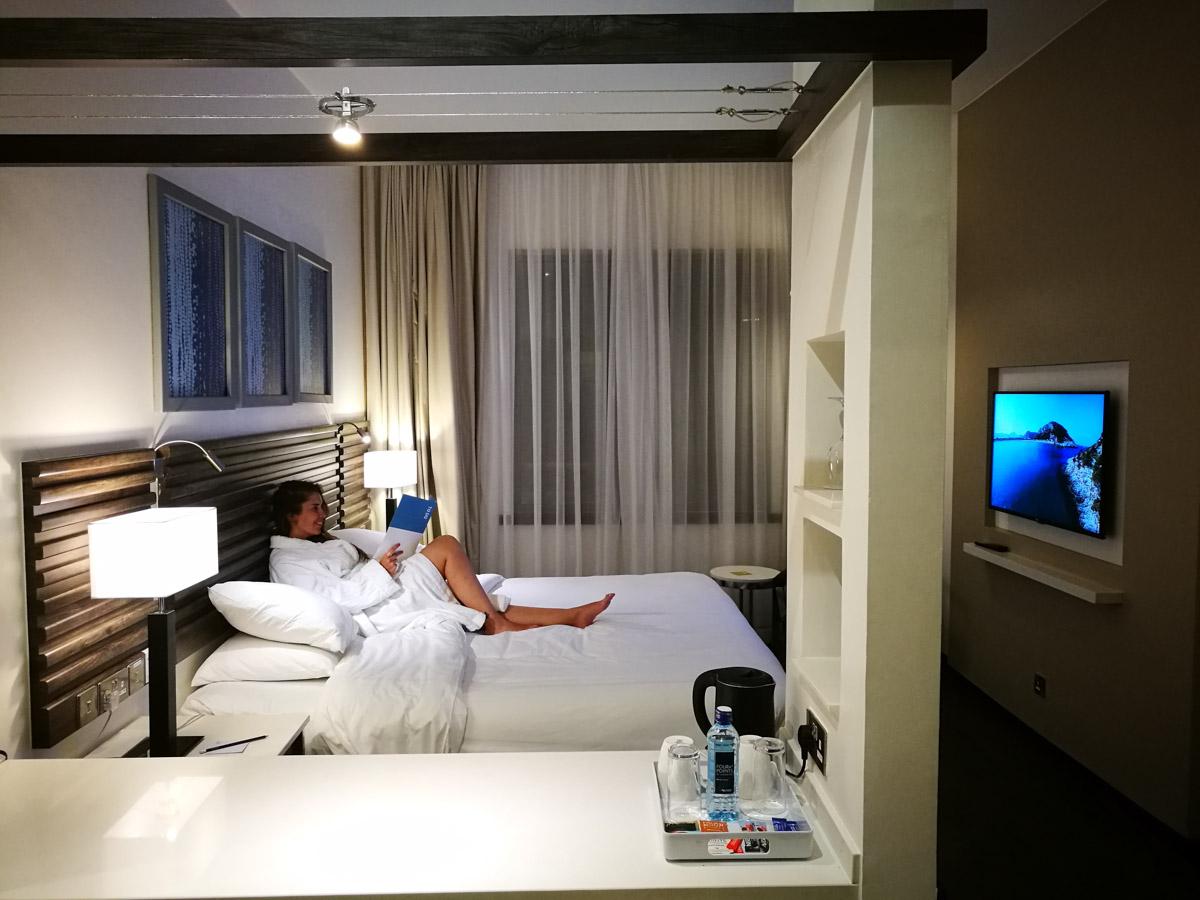 Hotel en Kenia