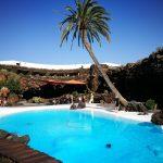 Los Jameos del Agua de Lanzarote