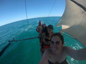 Surcando los mares del Indico