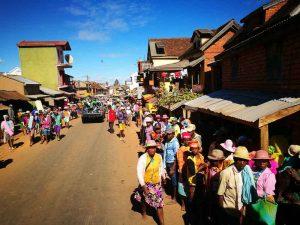 Que ver en Madagascar