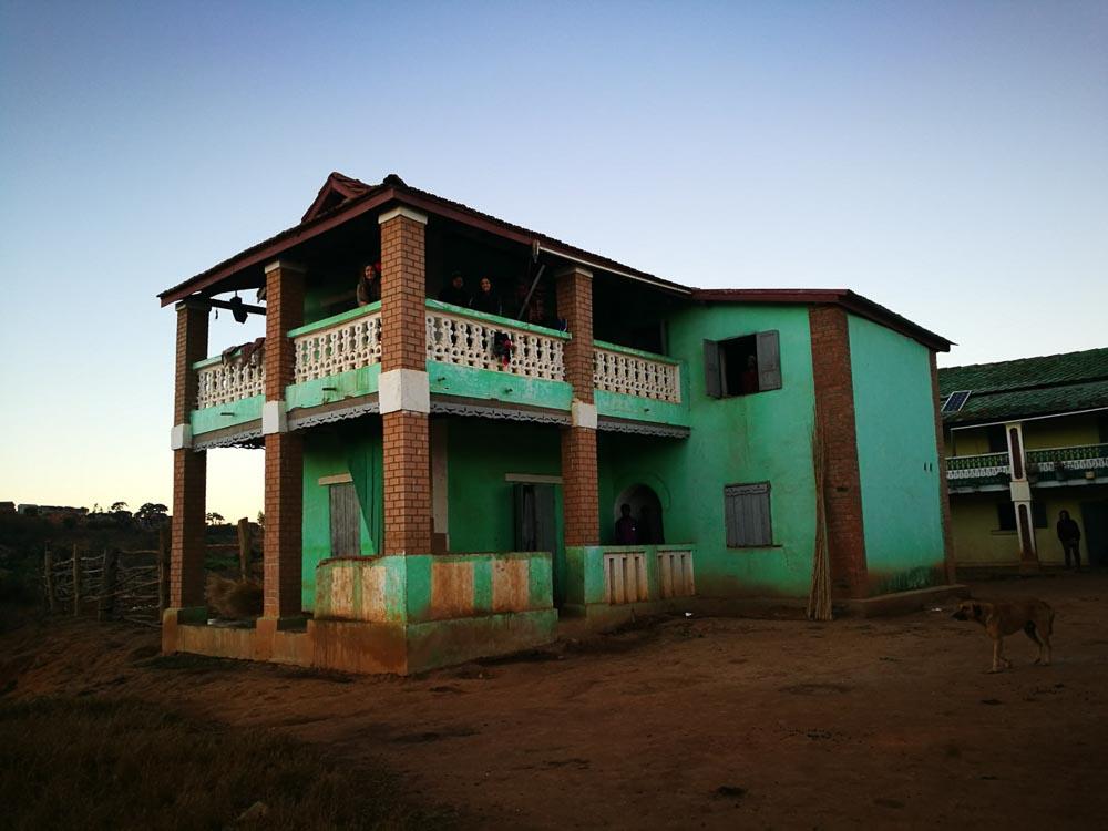 Dormir en Madagascar