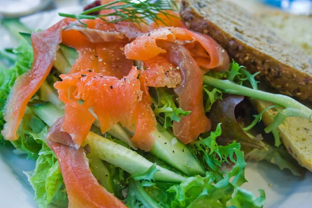 Comer en Oslo