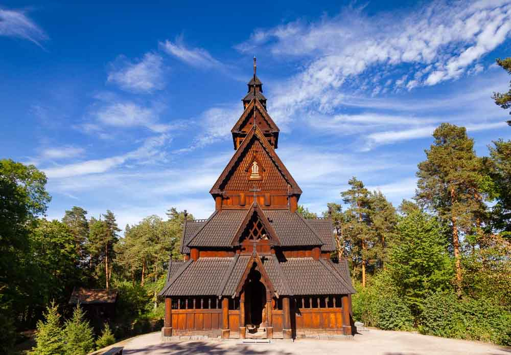 Iglesias de Noruega