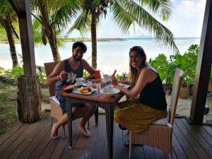 Comer en Seychelles