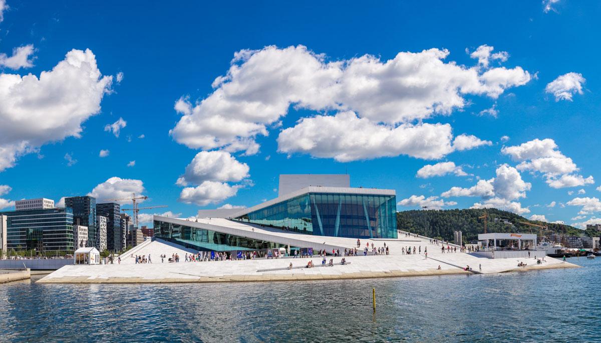 La Opera de Oslo
