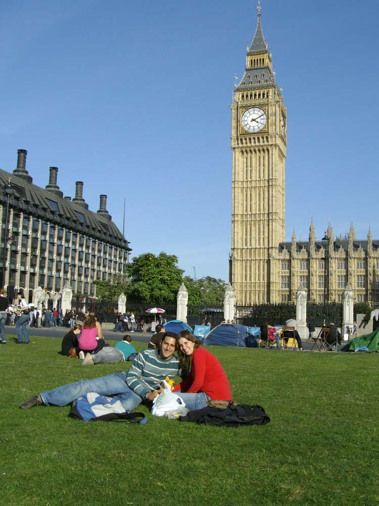 Nosotros Big Ben, Londres