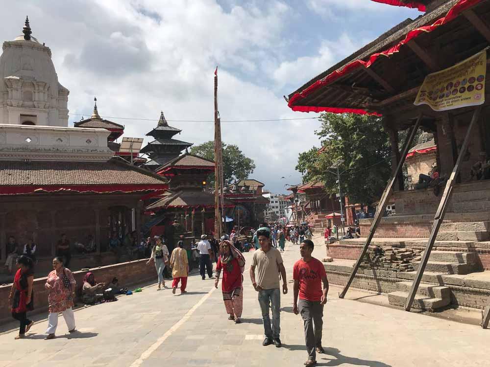 Que visitar en Nepal