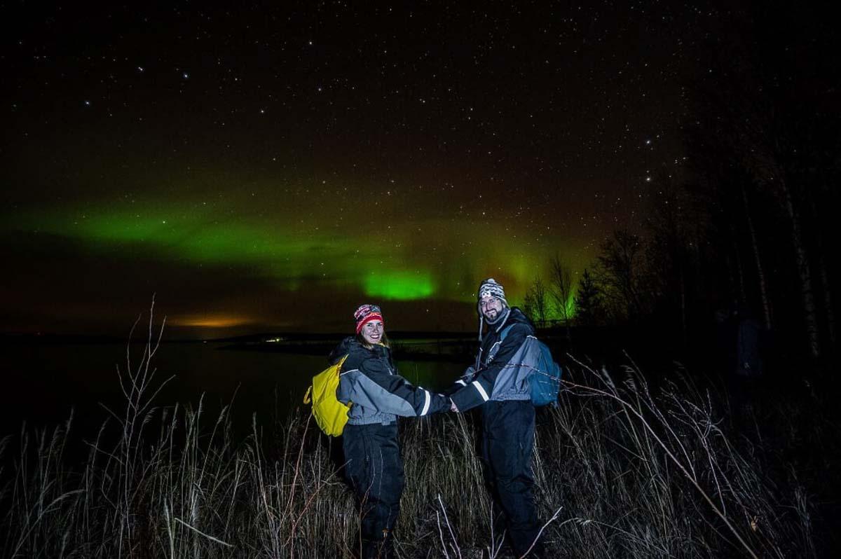 Visitar Rovaniemi