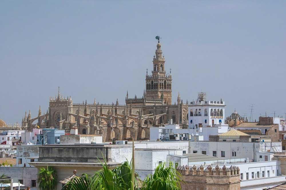 Que ver en Sevilla: Catedral y Giralda