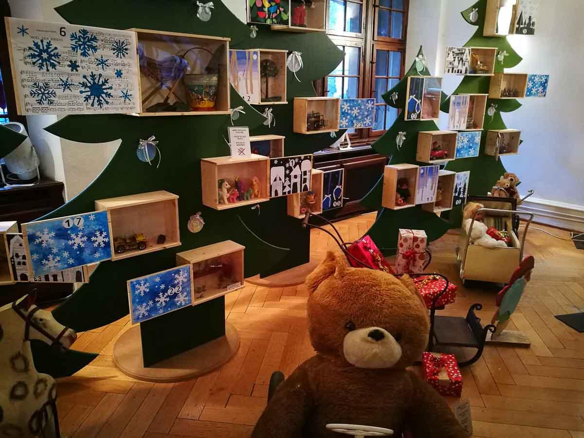 Museo de los juguetes