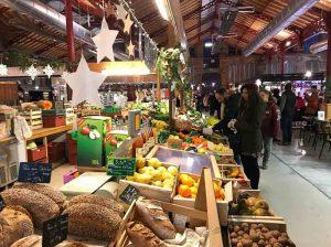 Mercados en Navidad