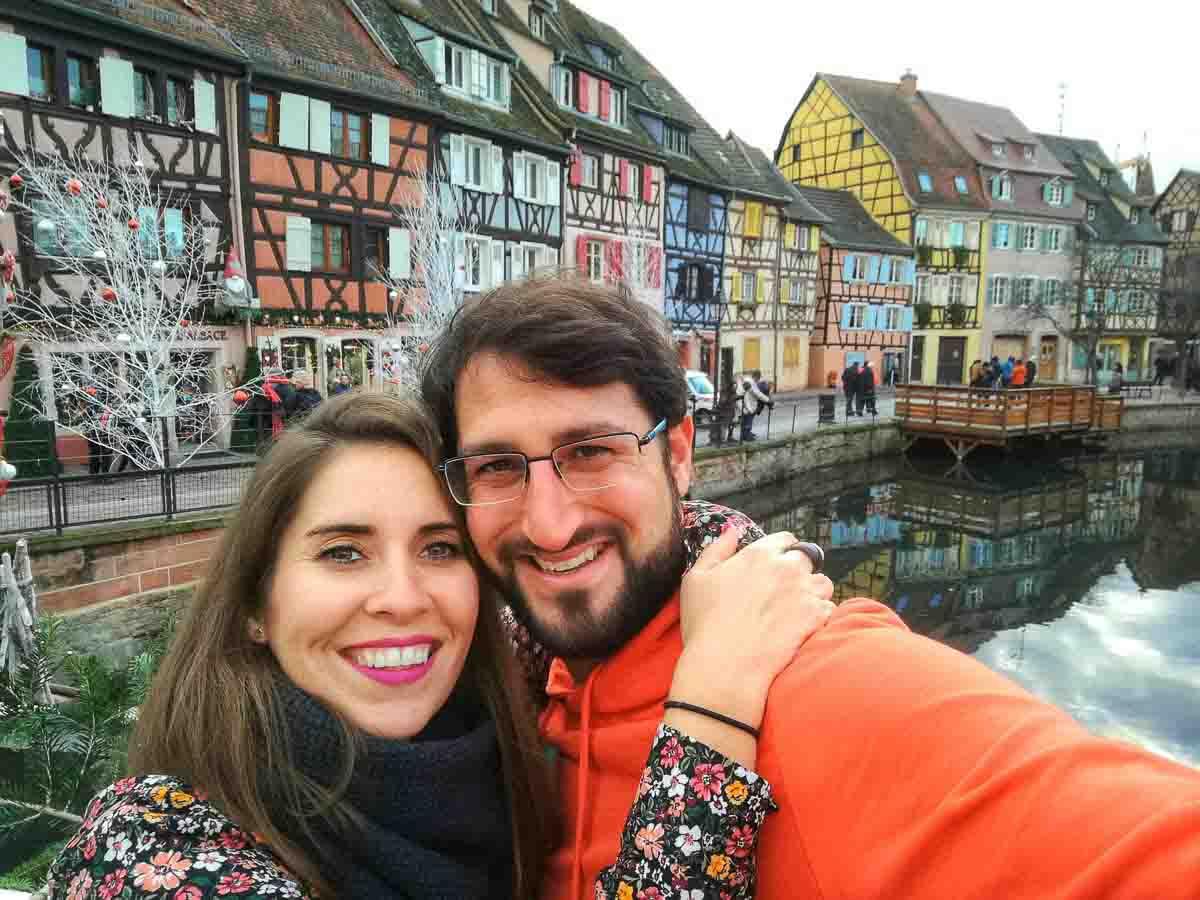 Nosotros en Colmar