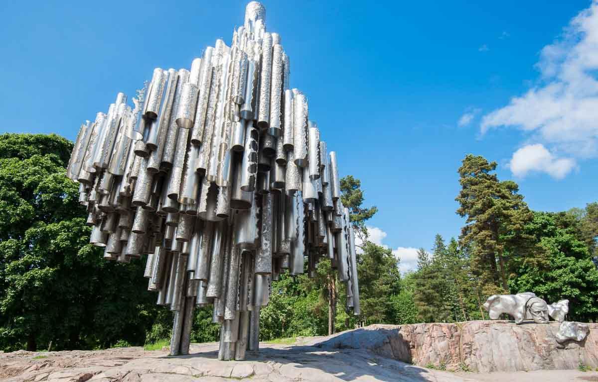Parques de Helsinki