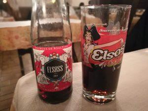 Coca-cola de Alsacia