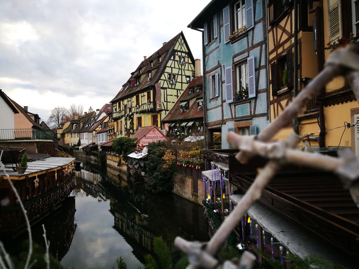 Restaurantes y hoteles en Colmar