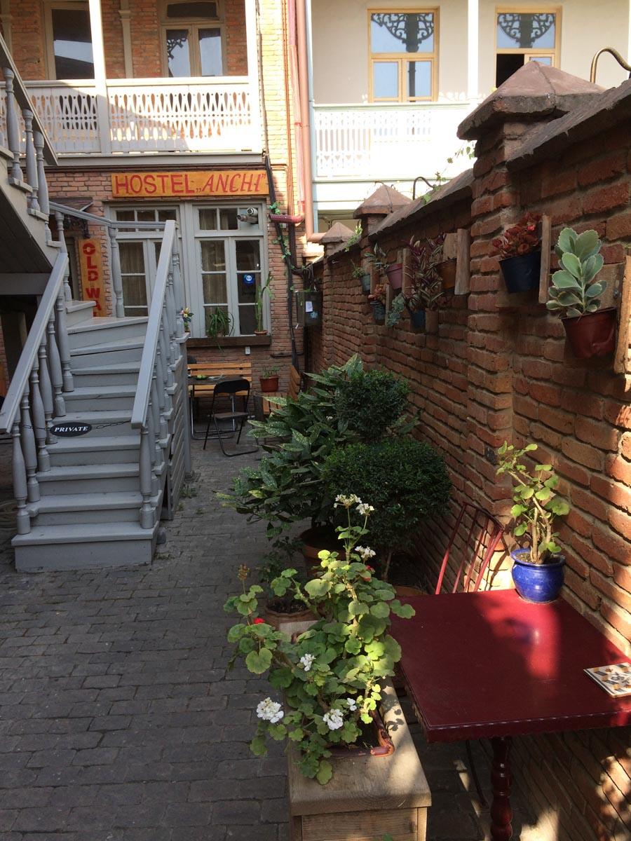 Nuestro hostel