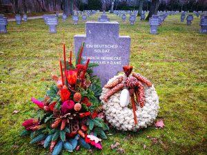 Cementerio Aleman Luxemburgo