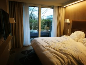 Dormitorio hotel