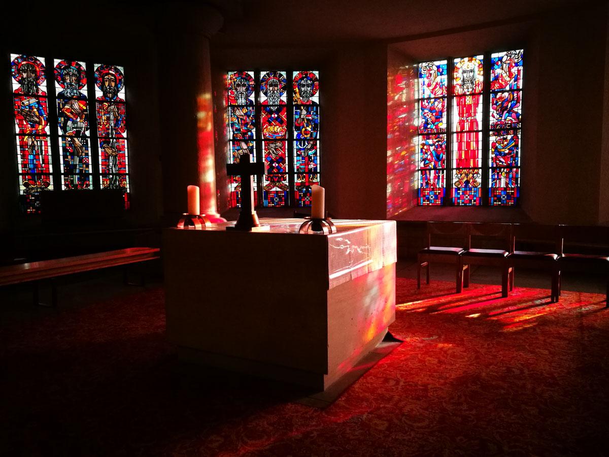 Cripta Catedral Luxemburgo