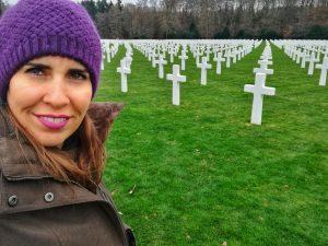 Cementerio Americano Luxemburgo