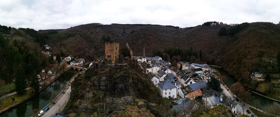 Pueblo en Luxemburgo
