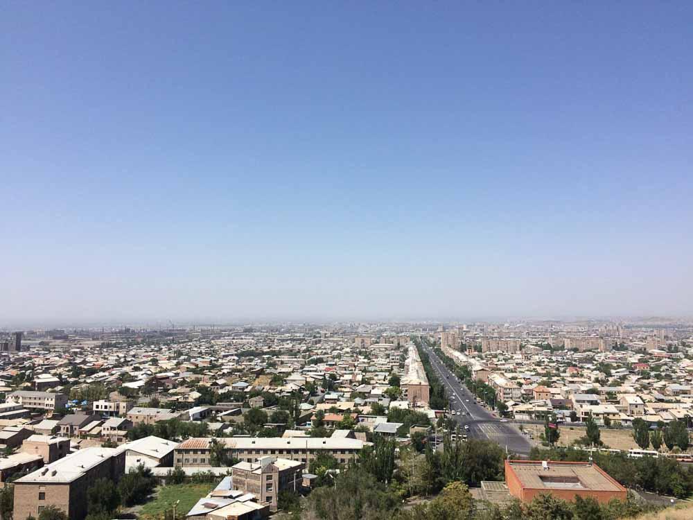 Viaje a Armenia