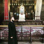 Interior templo armenio