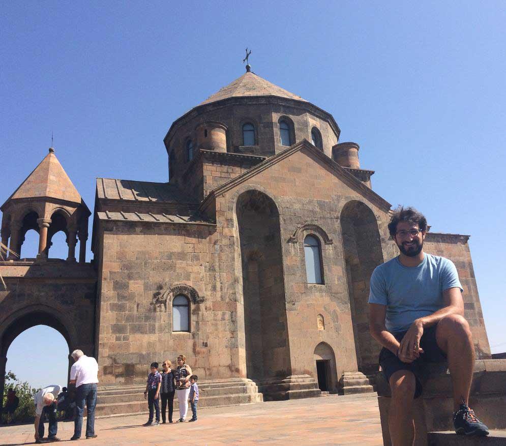 Que ver en Armenia