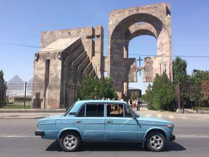 Ruta por Armenia