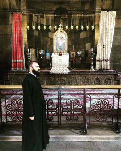 Sacerdote armeno
