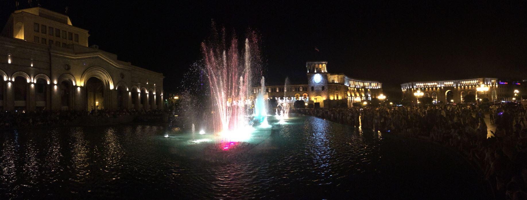 La noche armena