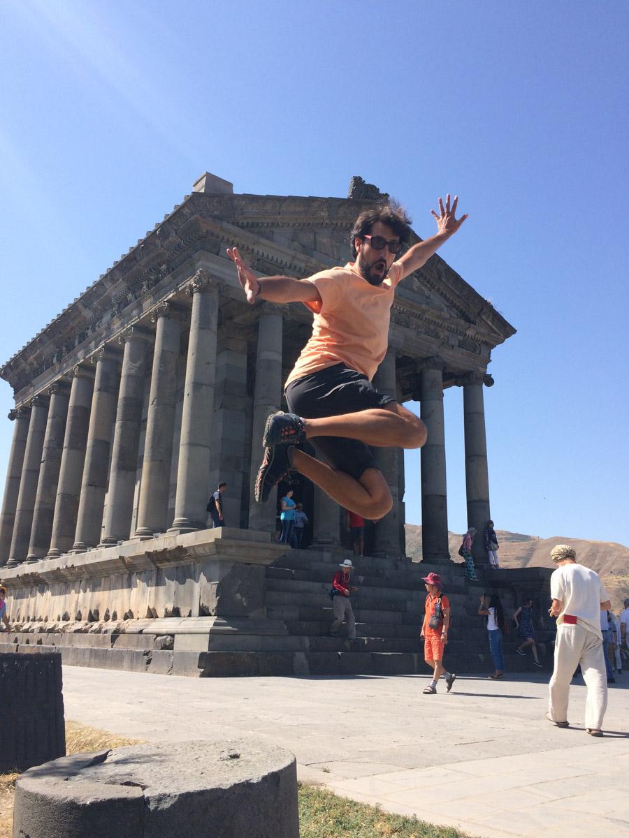 Imprescindible en Armenia