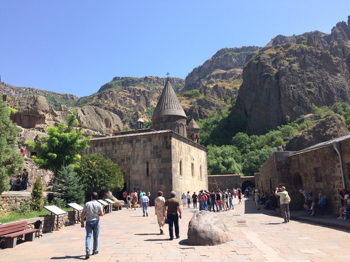 De visita por Armenia
