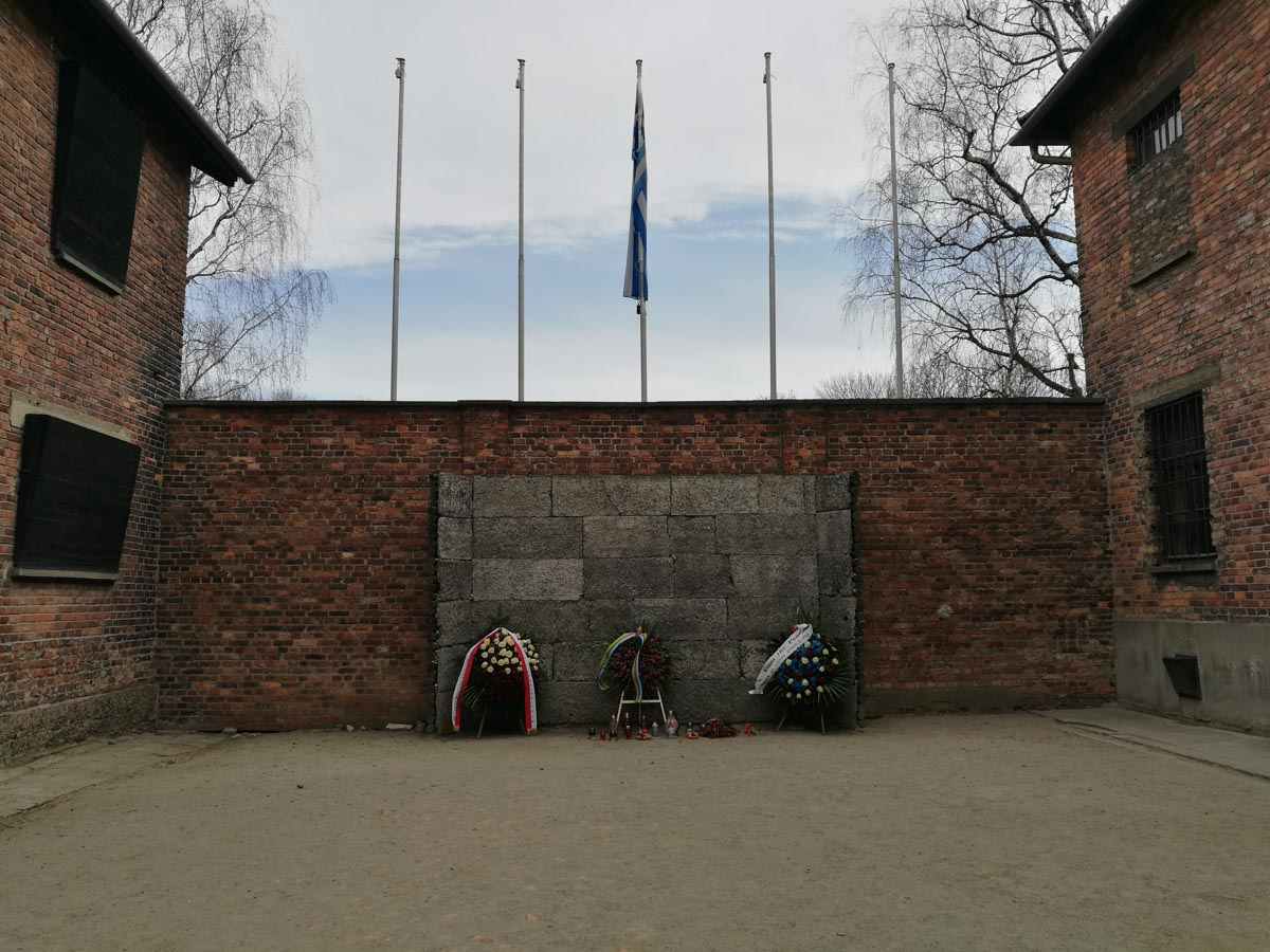 Muro de los fusilamientos