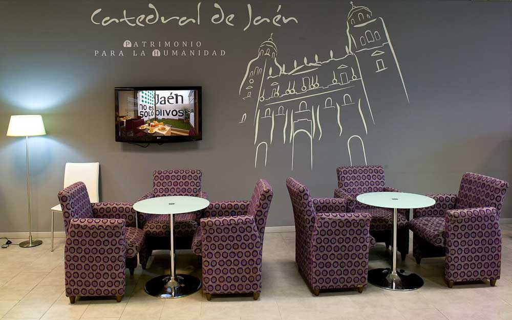Hoteles con encanto en Jaén