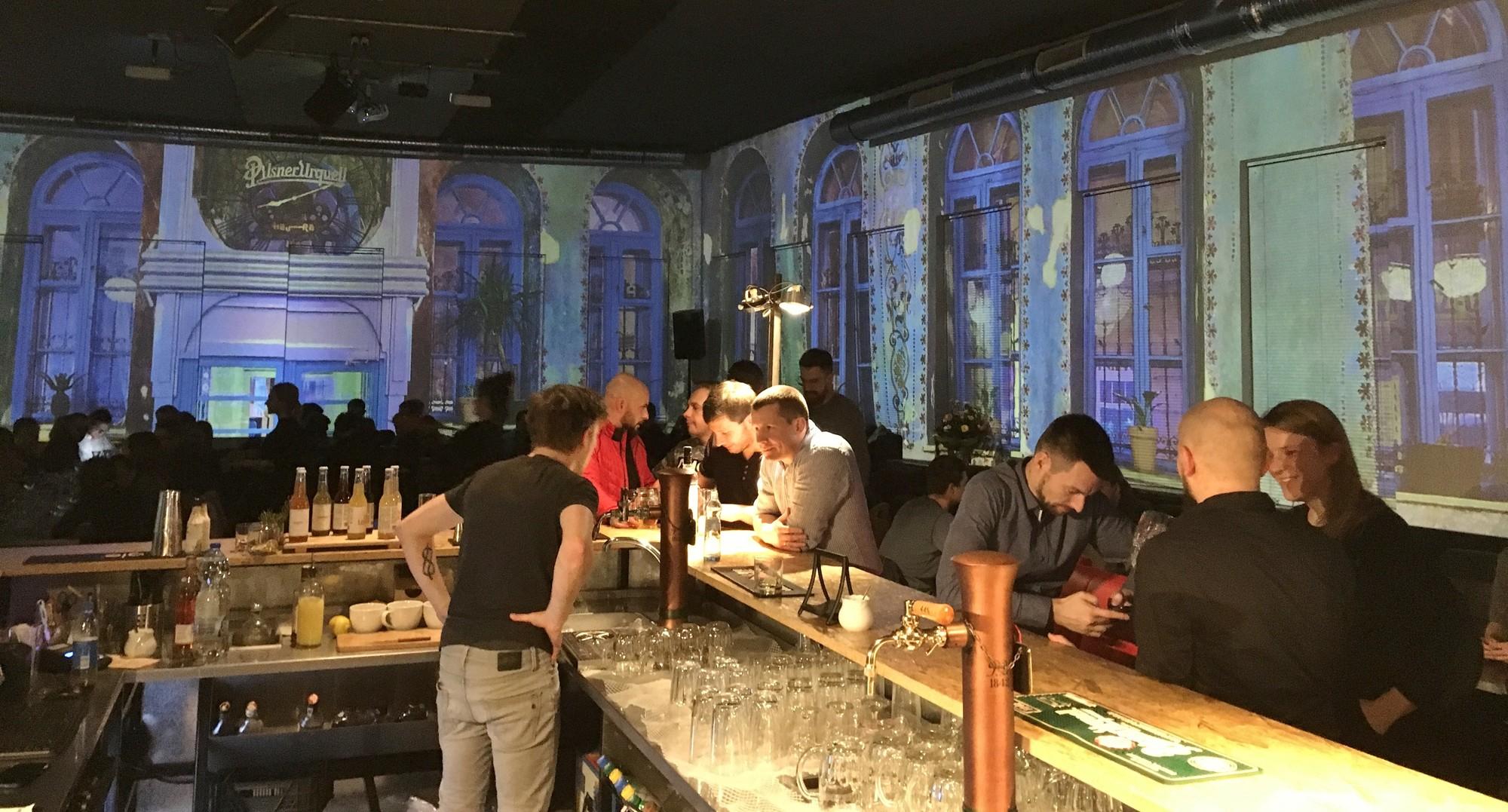 Hevre Bar