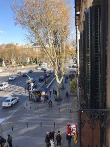 Vistas hotel Inn Atocha